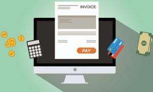 E-billing, invoicing, payments, machine learning